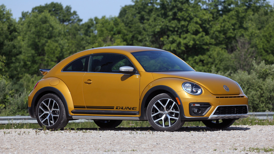 VW, Beetle'ın piyasada bir süre daha kalacağını belirtiyor