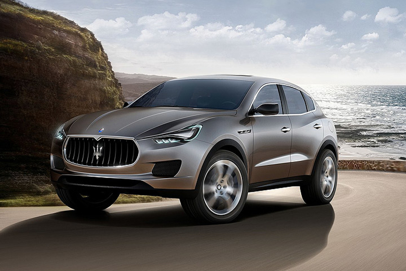 The Maserati Levante SUV Will Finally Arrive in March 2016