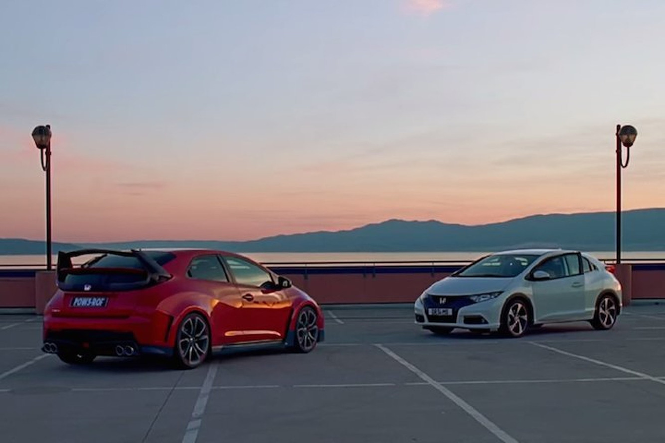 Interactive Honda Ad Shows You the Naughty Side of Civic