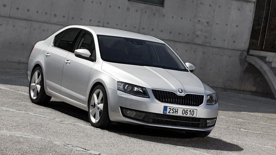 Skoda Octavia four-door coupe concept set for Geneva arrival - report