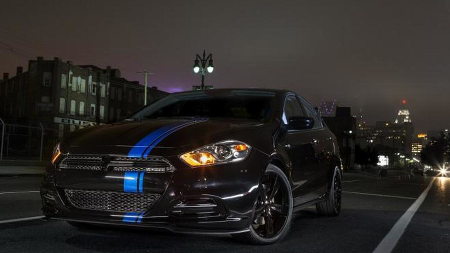 2013 Dodge Dart Mopar costs 25,485 USD