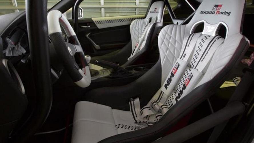 Gazoo Racing debuts GRMN Sports FR Concept Platinum [video]