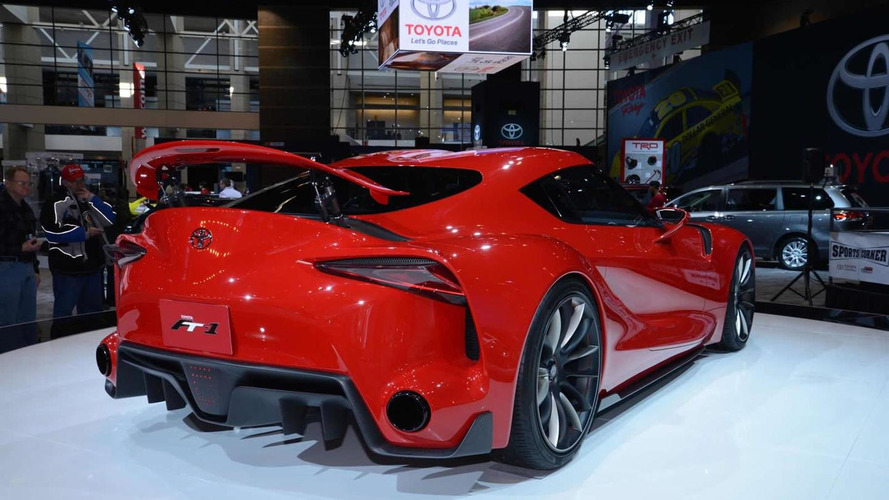 Toyota FT-1 concept previews next Supra, sub GT86 model in the works - report