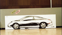 1994 Front-wheel drive Ford Mustang design proposal 07.11.2013