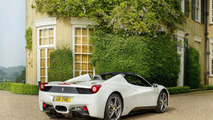 Ferrari 458 Spider for Goodwood 05.7.2013
