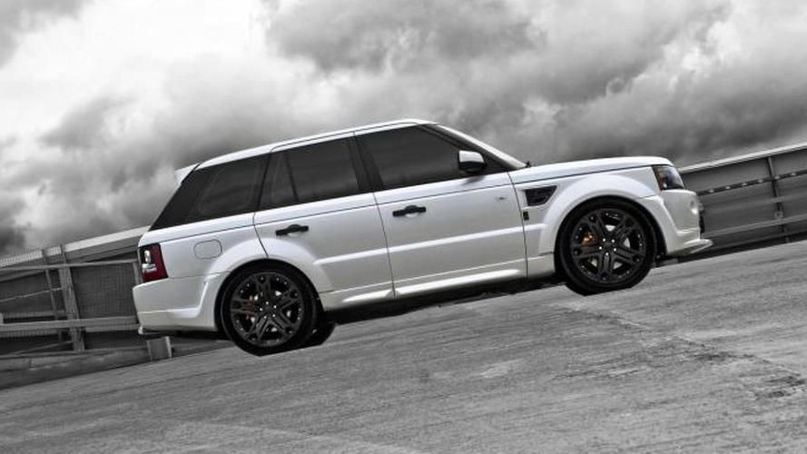 Kahn LE Range Rover Sport 3.0 SDV6 RSE revealed