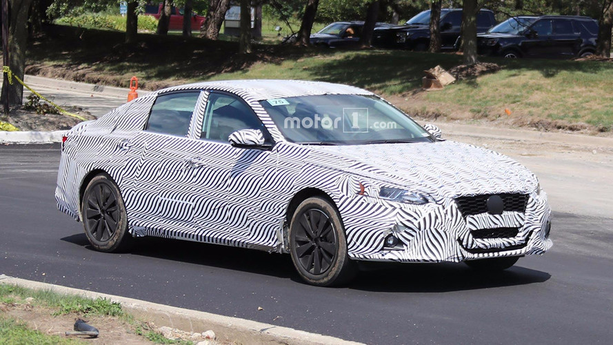 New Nissan Altima Confirmed With All-Wheel Drive