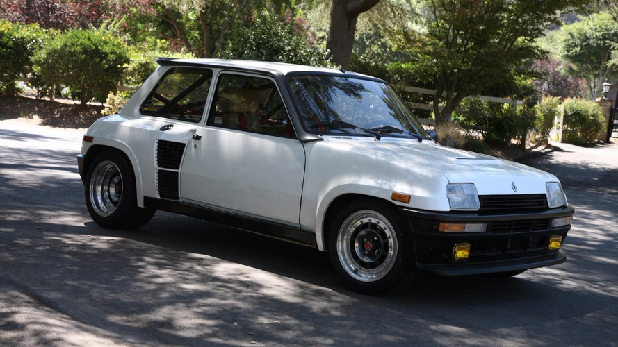 Rare Renault R5 Turbo 2 In Need Of A Good Home