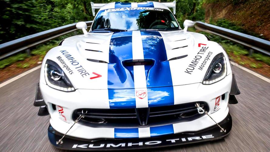 Dodge Viper ACR Nurburgring