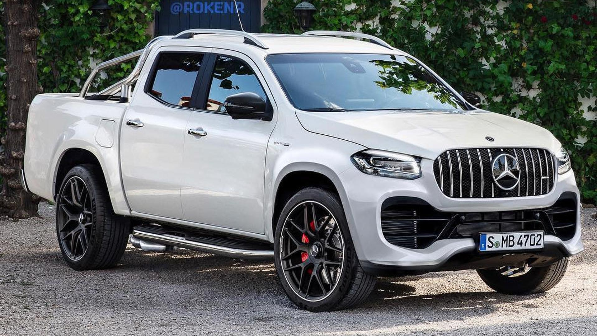 mercedes amg x63 rendering is so bad it 39 s good