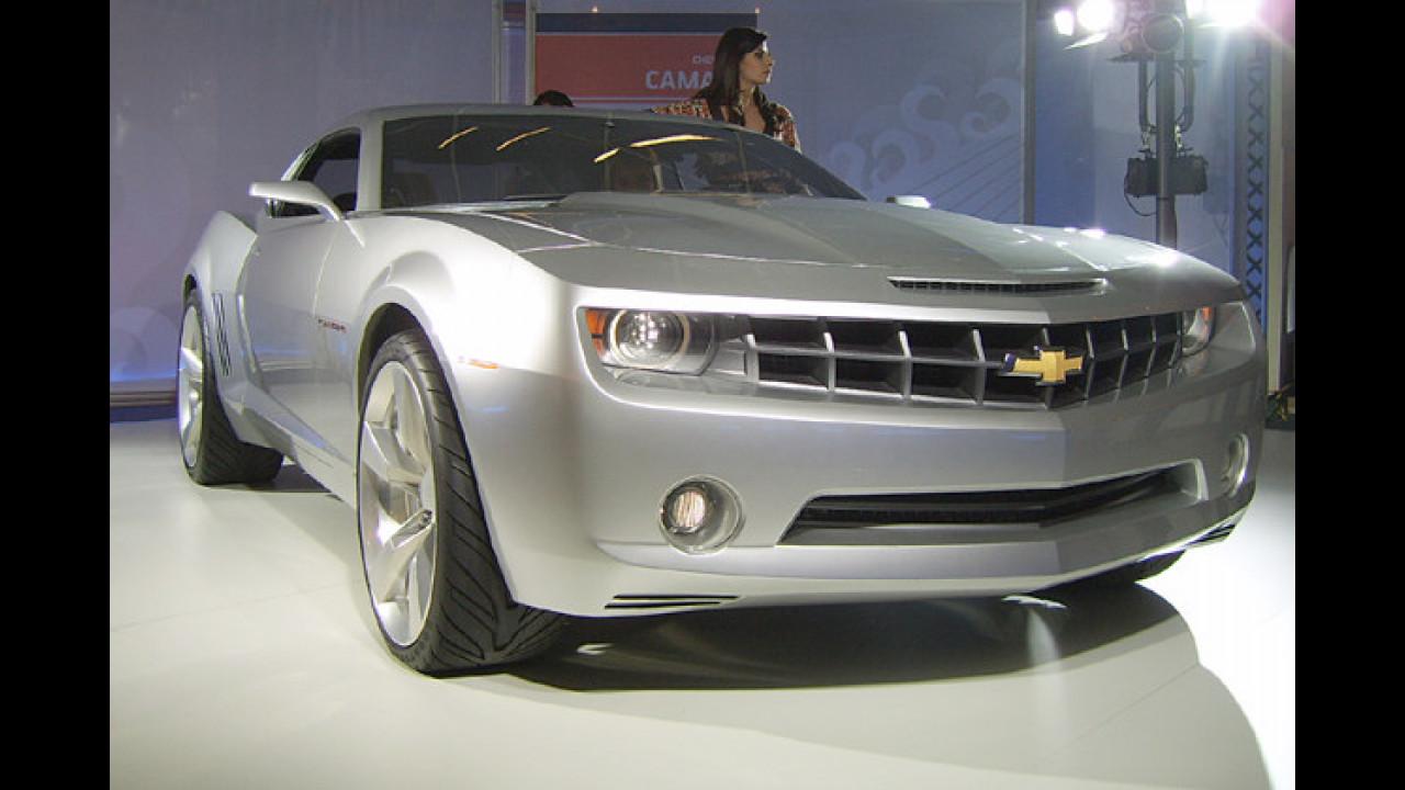 Chevrolet Camaro Coupé