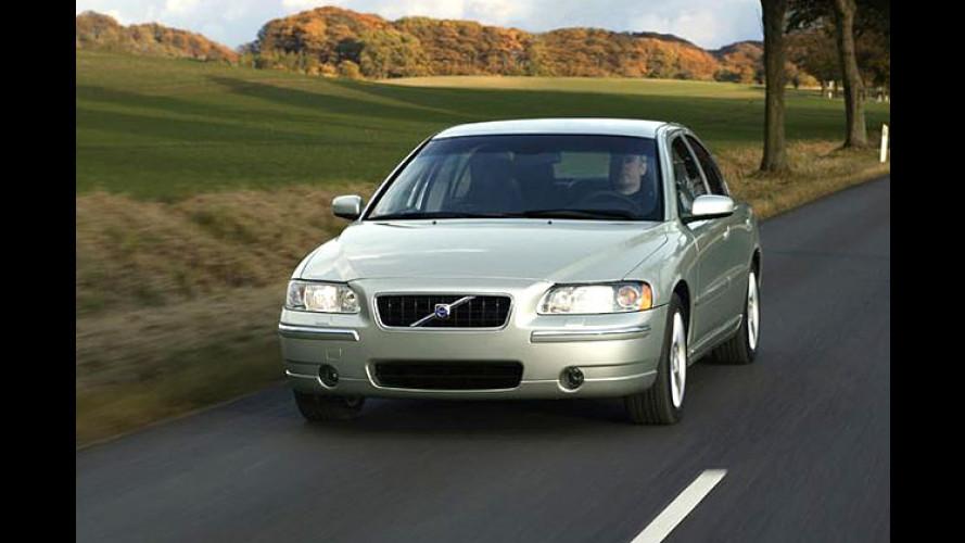 Volvo S60, V70 und XC70: Neuheiten im Modelljahr 2005