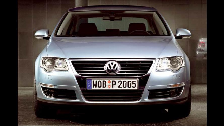 Volkswagen: Passat nun auch mit Vierradantrieb unterwegs