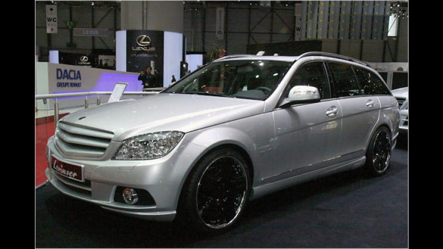 Lorinser Mercedes C 320 T CDI: Power-Kombi mit Feinschliff