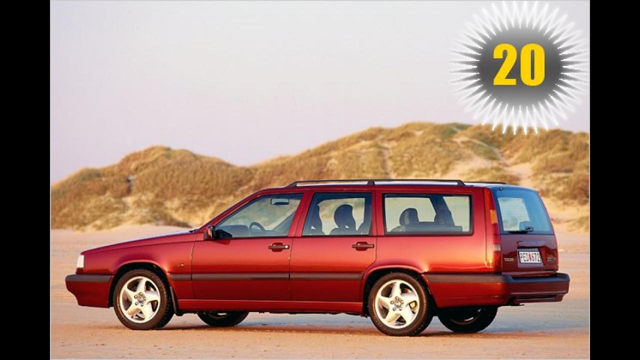 20 Jahre Volvo 850