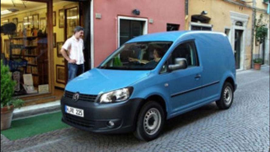 Volkswagen Caddy, in arrivo il restyling