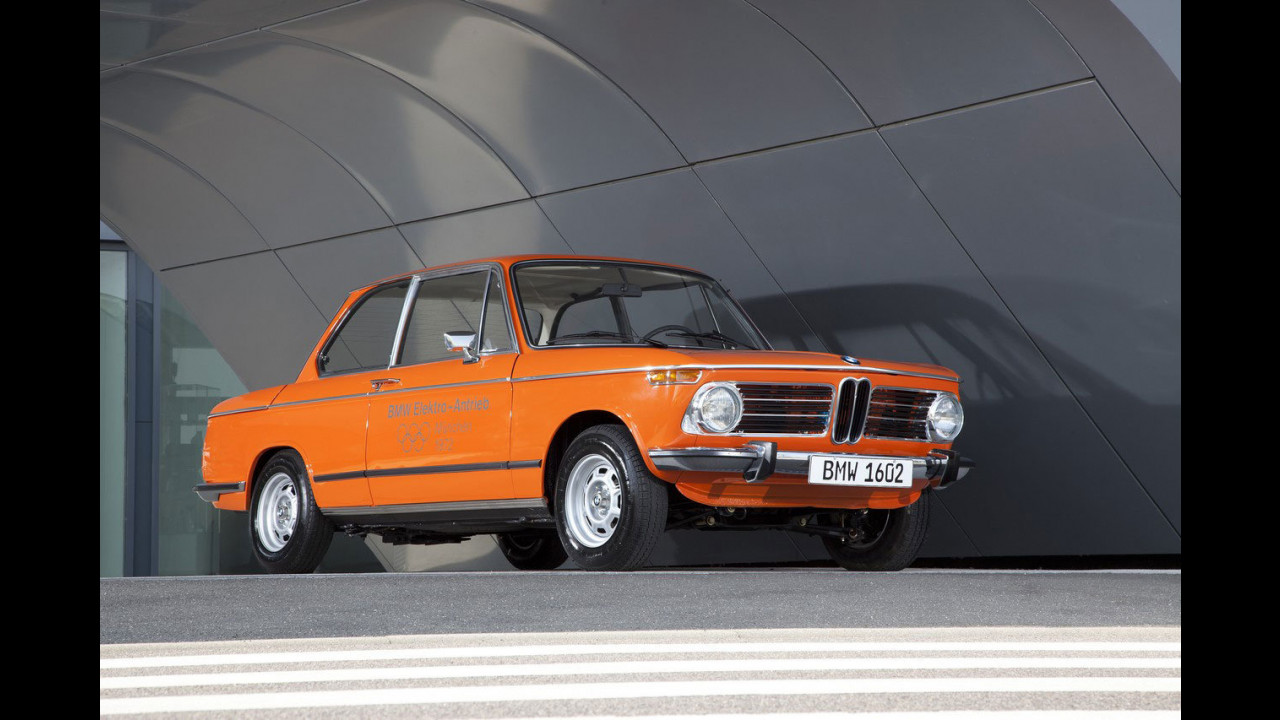 Le BMW elettriche