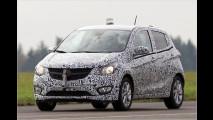 Erwischt: Opel Karl
