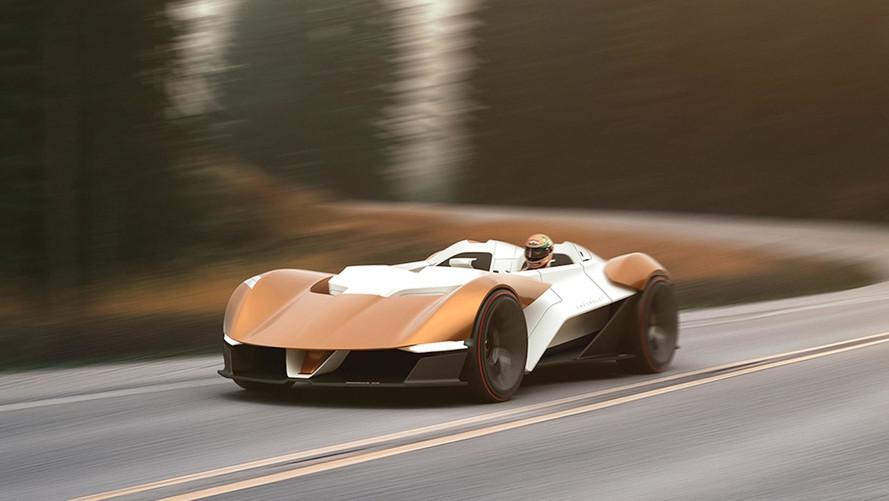 Chevrolet Monza dijital ortamda hayal edildi