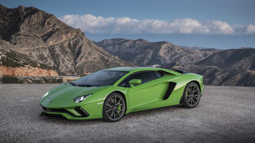 Lamborghini - La prochaine Aventador sera hybride