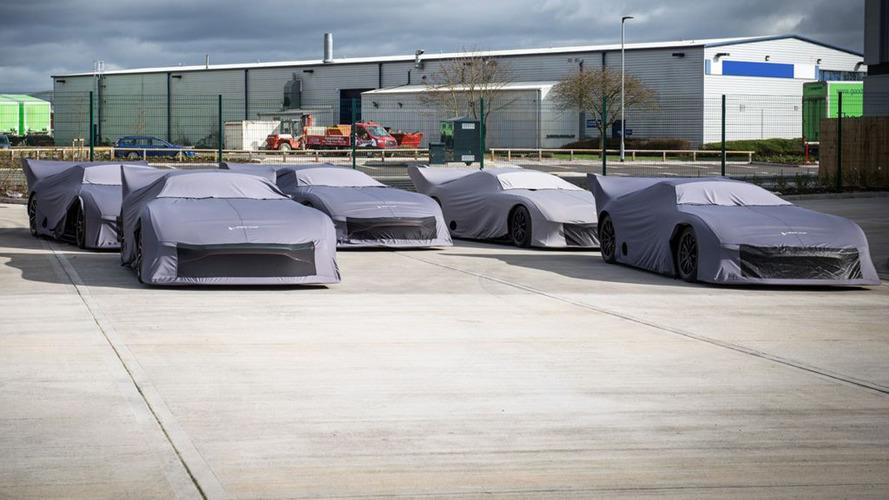 Los 5 primeros Aston Martin Vulcan ya están listos