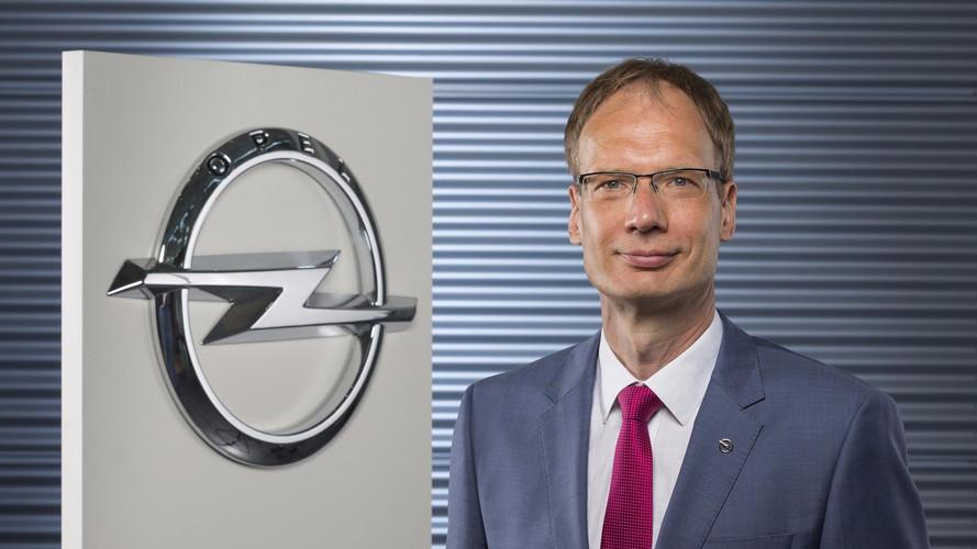 Opel tient son nouveau PDG