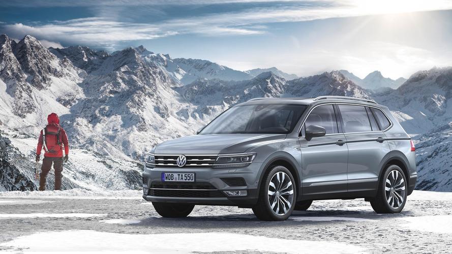 VW Tiguan Allspace: Volkswagen's 7-seat SUV