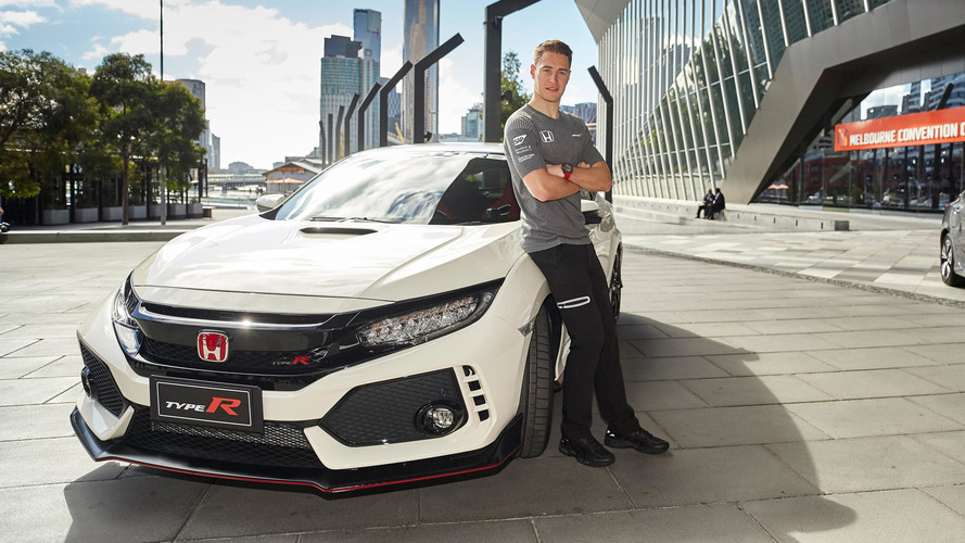 New Honda Civic Type R Previewed By McLaren F1 Driver