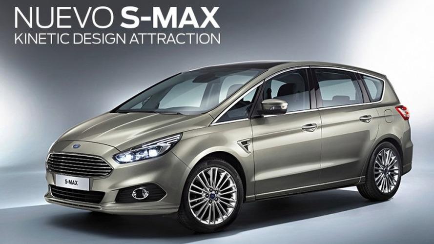 Ford S-Max (minivan do Fusion) será lançada na Argentina