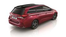 Toyota Auris 2017 bicolor