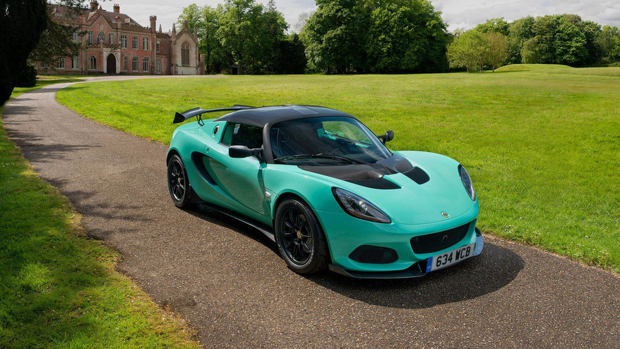 Lotus Elise Cup 250 Continues Company's Obsession With Lightness