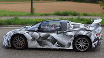 Dallara Road Car Spy Pics