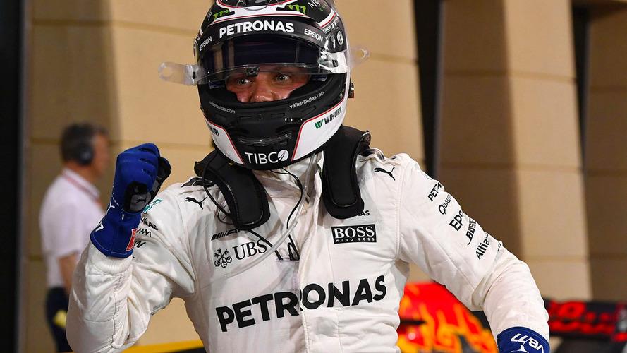 Bottas consigue su primera pole