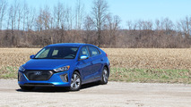 2018 Hyundai Ioniq Plug-In Prototype: Review