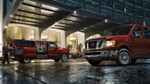 Nissan announces all-new 2012 NV3500 HD passenger van for North America