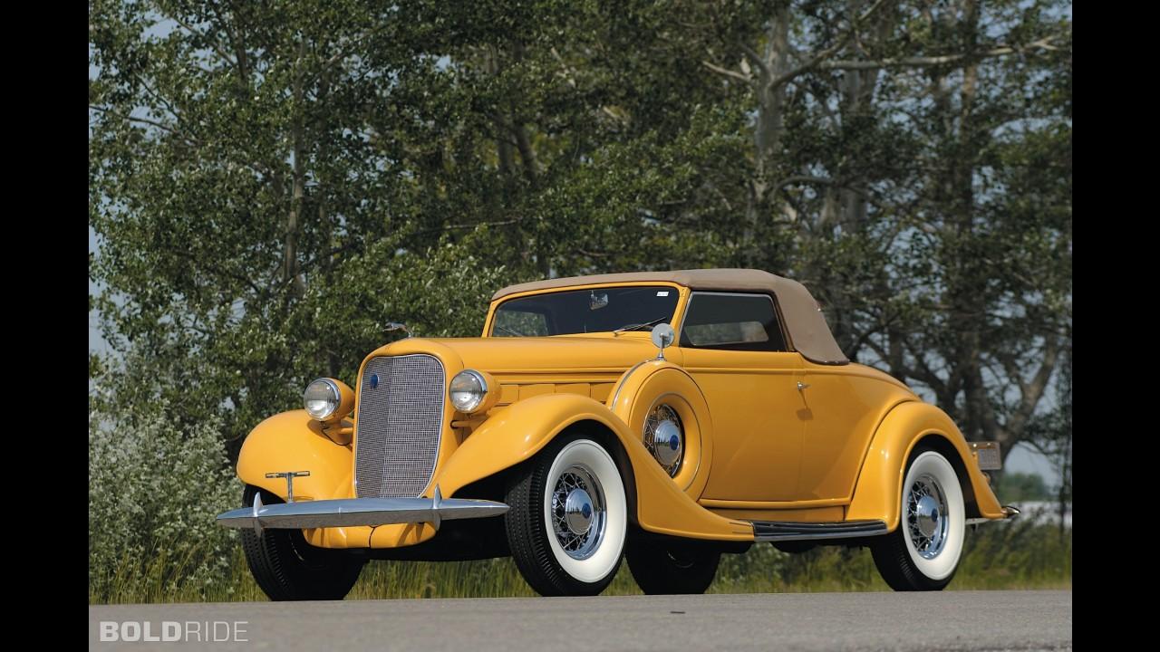 Lincoln Model K Convertible Roadster