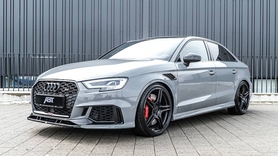 Audi RS3 Sedan By ABT