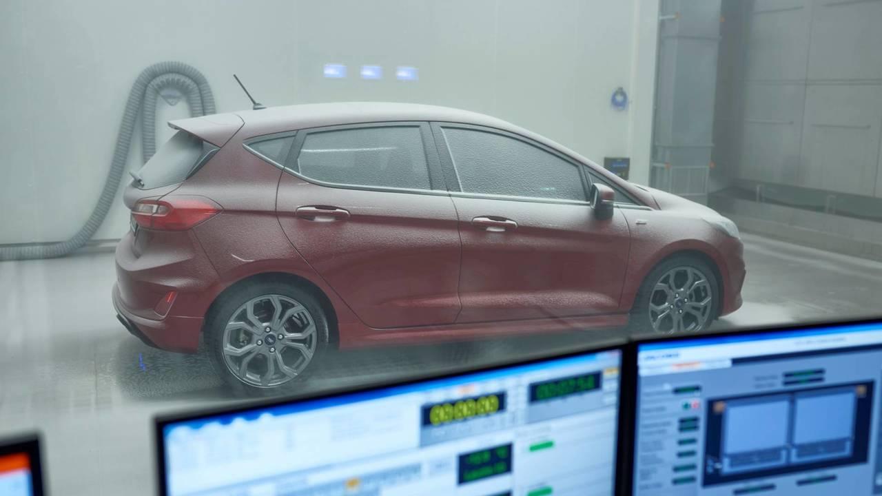 Ford environmental test centre