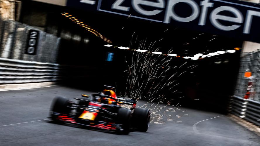 2018 Monaco GP: Red Bull pole pozisyonda