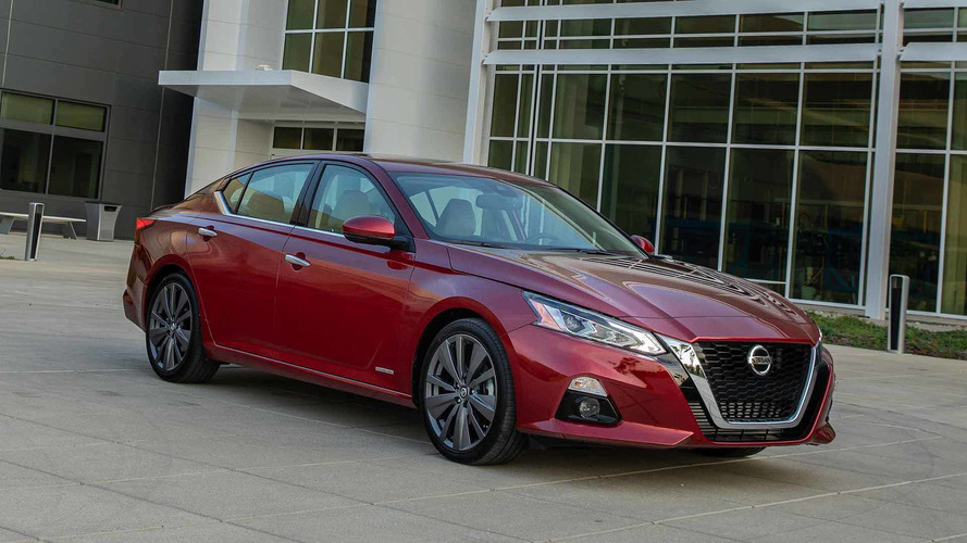 Nissan Altima Edition One Comes Fully Loaded To Lure Early Adopters