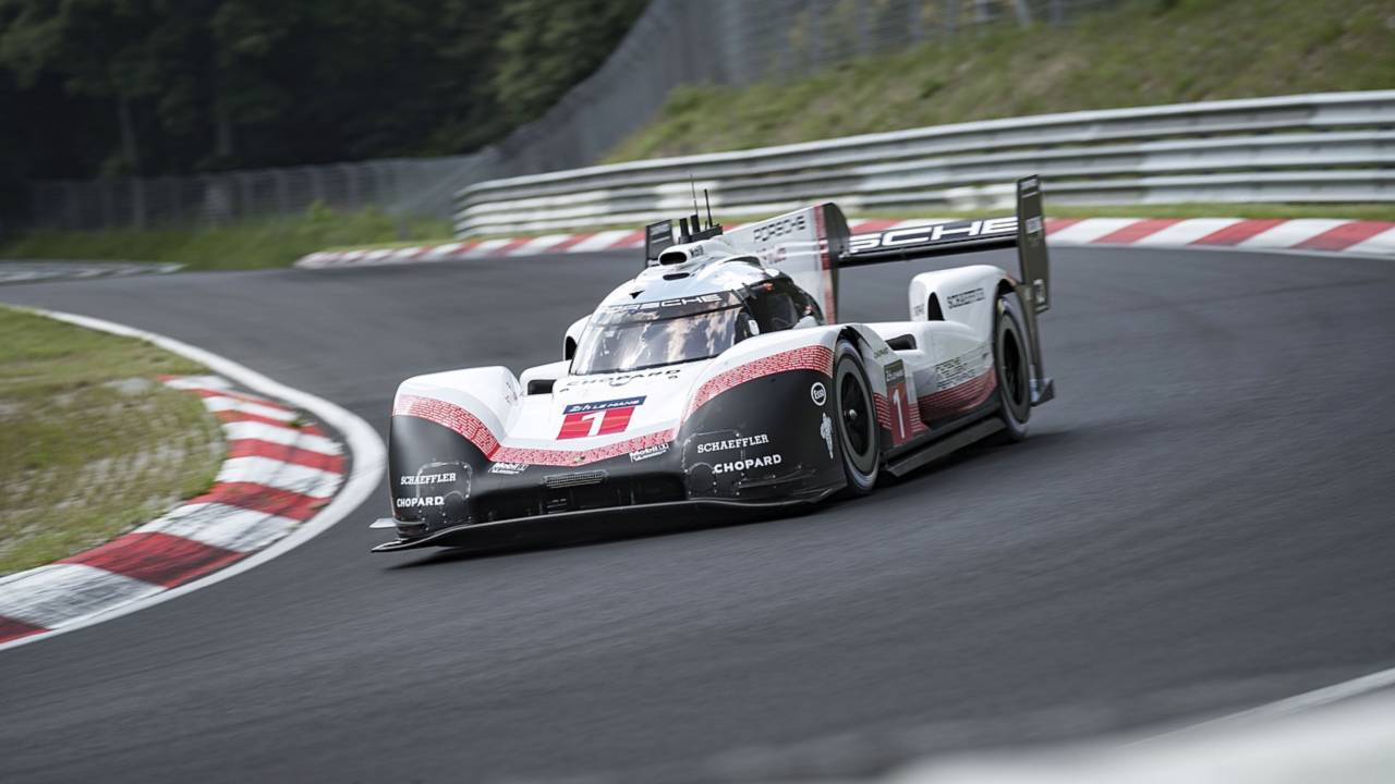 Nurburgring Lap Times >> Porsche 919 Evo Has Lapped The Nurburgring In 5:19 [UPDATE]