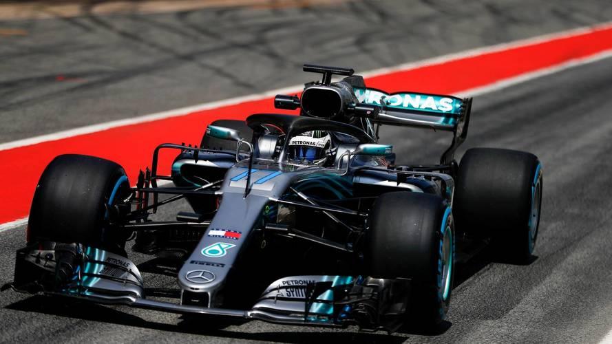 Bottas, el más rápido en el cierre de los test de F1 en Barcelona