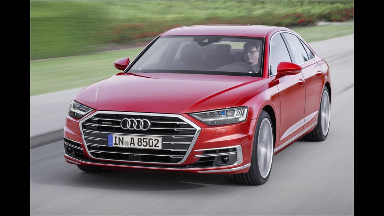 Audi aktuell