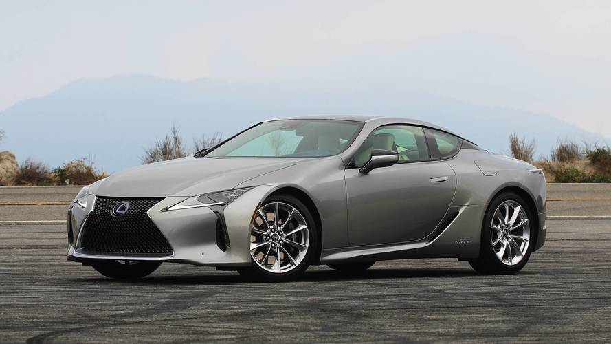 2018 Lexus LC 500h Review: It Takes More Than Looks