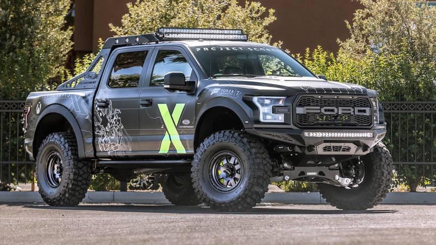 Ford F-150 Raptor Xbox One X Edition - Du SEMA à Forza