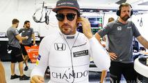 Alonso In Singapore
