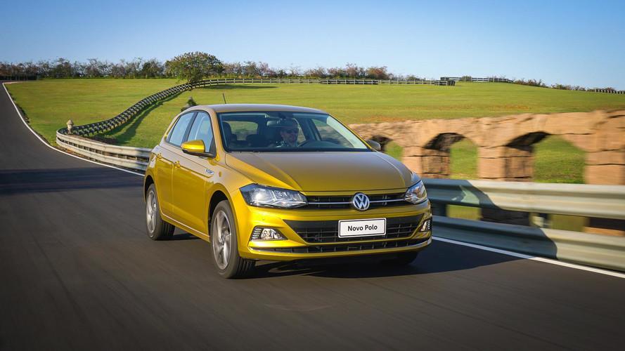 Volkswagen já disputa liderança de vendas com a Chevrolet em março