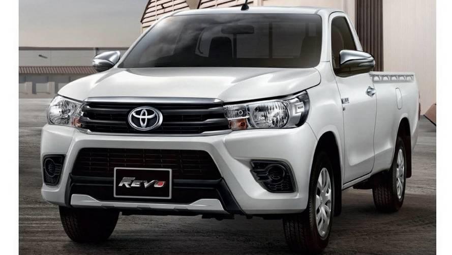 Super Cars For Sale >> 2018 Toyota Hilux facelift   Motor1.com Photos
