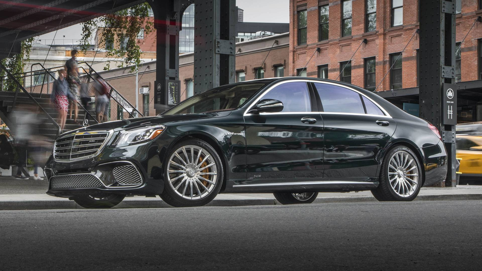 S63 Amg Sedan 2017 >> 2018 Mercedes-AMG S65 Review: The Irrational Monster