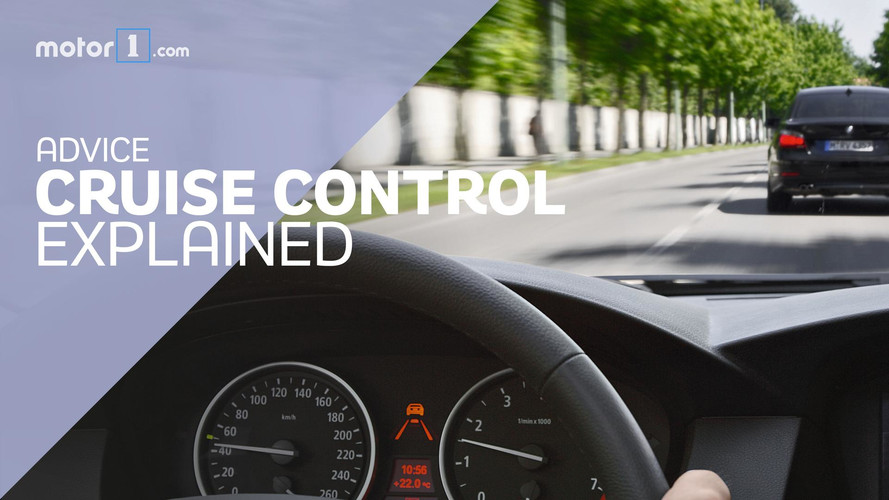 How Does Cruise Control Work?